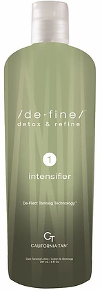 California Tan DeFine Intensifier Tanning Lotion