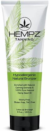 Hempz Hypoallergenic Natural Bronzer Tanning Lotion