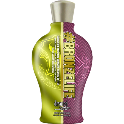 Devoted Creations #Bronzelife Tanning Lotion