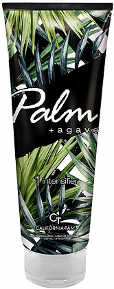 California Tan Palm Agave Tanning Lotion