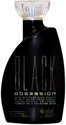Devoted Creations Black Obsession Tanning Lotion