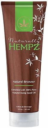 Hempz Naturally Hempz Natural Bronzer Tanning Lotion