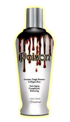 Ultimate Poison Tanning Lotion