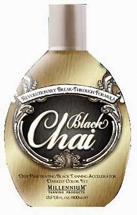Millennium Black Chai Tanning Lotion 13.5 oz