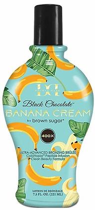 Brown Sugar Black Chocolate Banana Cream 400X Bronzing 7.5 oz