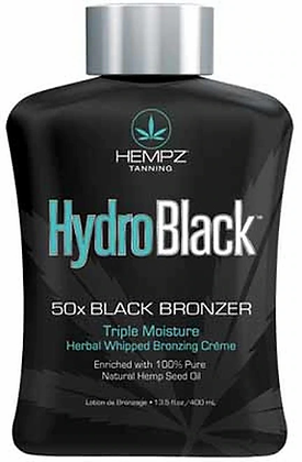 Hempz HydroBlack Tanning Lotion 13.5 oz