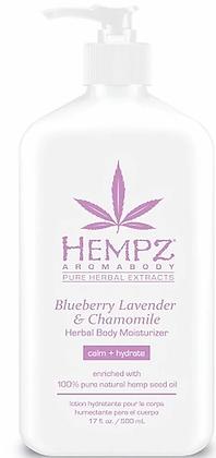 Hempz Blueberry Lavender & Chamomile Moisturizer