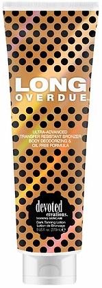 Devoted Creations Long Overdue Tanning Lotion