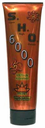 Most S.H.O 6000 Tanning Lotion 8.5 oz