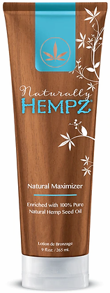 Hempz Naturally Hempz Natural Maximzer Tanning Lotion