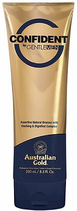 Australian Gold Confident by Gentlemen Tanning Lotion 8.5 oz
