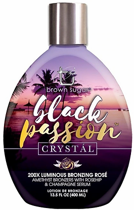 Tan Incorporated Black Passion Crystal Tanning Lotion