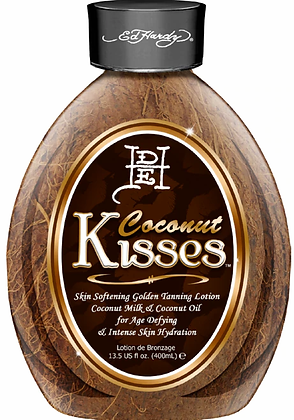 Ed Hardy Coconut Kisses Tanning Lotion 13.5 oz