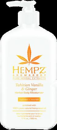 Hempz Tahitian Vanilla & Ginger Moisturizer
