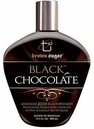 Tan Incorporated Black Chocolate Tanning Lotion 13.5 oz