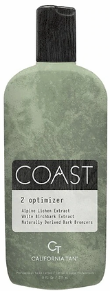 California Tan Coast Optimizer Step 2 Dark Bronzer Tanning Lotion 8.5 oz