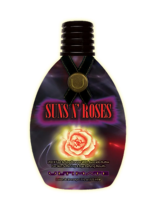 Ultimate Suns N Roses Tanning Lotion 11 oz