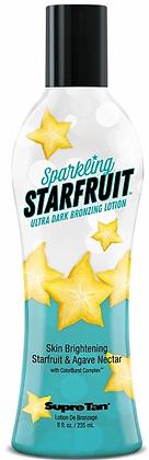 Supre Tan Sparkling Starfruit Ultra Dark Bronzing Tanning Lotion 8 oz