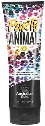 Australian Gold Party Animal Exotic Dark Intensifier Tanning Lotion 8.5 oz