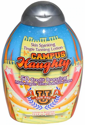 Tan Incorporated Campus Haughty Tanning Lotion 13.5 oz