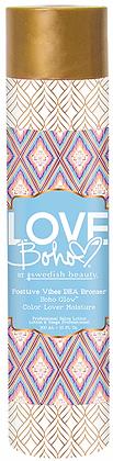 Swedish Beauty Love Boho Positive Vibes DHA Bronzer Tanning Lotion 10 oz