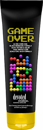 Devoted Creations Game Over Tanning Lotion