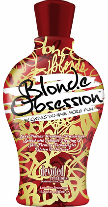 Devoted Creations Blonde Obsession Tanning Lotion 12.25 oz