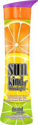 Devoted Creations Sun Kind of Wonderful Tanning Lotion