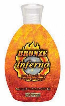 Ultimate Bronze Inferno Tanning Lotion 11 oz