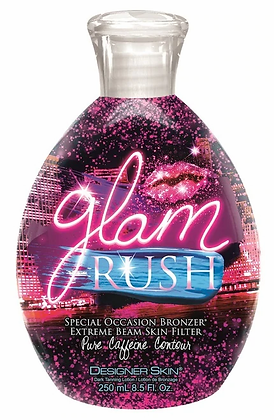 Designer Skin Glam Rush Tanning Lotion