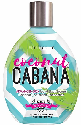 Tan Incorporated Coconut Cabana Tanning Lotion