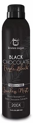 Tan Incorporated Black Chocolate Triple Black Sunless Mist