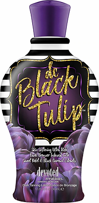 Devoted Creations Black Tulip Tanning Lotion