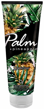 California Tan Palm Pineapple Tanning Lotion