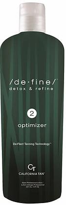 California Tan DeFine Optimizer Step 2 Tanning Lotion