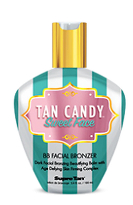 Supre Tan Candy Sweet Face Tanning Lotion 3.4 oz