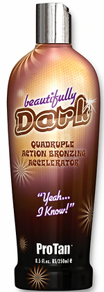 Pro Tan Beautifully Dark Tanning Lotion