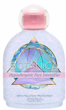 Swedish Beauty Botanica Hypoallergenic Face Intensifier Tanning Lotion 3.4oz