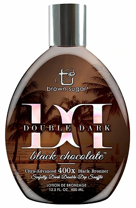 Tan Incorporated Double Dark Black Chocolate Tanning Lotion