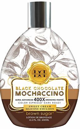 Tan Incorporated Black Chocolate Mochaccino 400X Bronzing 13.5 oz