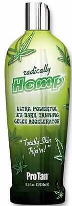 Pro Tan Radically Hemp Tanning Lotion