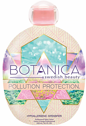 Swedish Beauty Pollution Protection Intensifier Tanning Lotion 8.5 oz