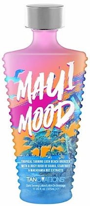 Ed Hardy Maui Mood Tropical Bronzer Tanning Lotion 11 oz