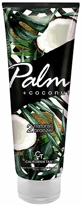 California Tan Palm Coconut Tanning Lotion