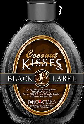 Ed Hardy Coconut Kisses Black Label Tanning Lotion 13.5 oz