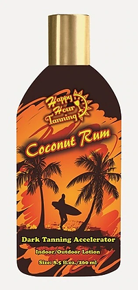 Ultimate Coconut Rum Tanning Lotion