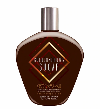 Tan Incorporated Golden Brown Sugar Tanning Lotion