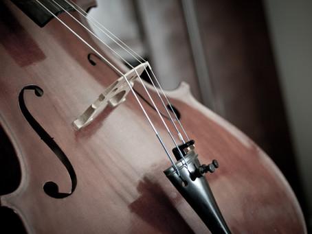 身体に負担が少ない楽器「チェロ」