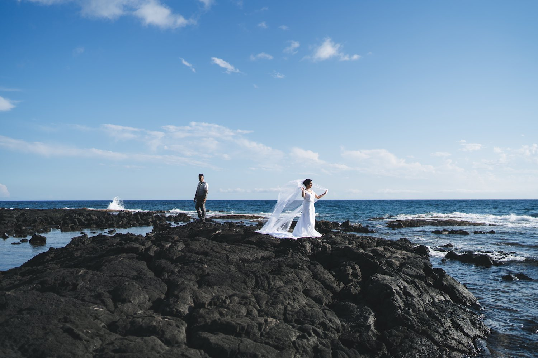 Hawaii Kona Wedding 046