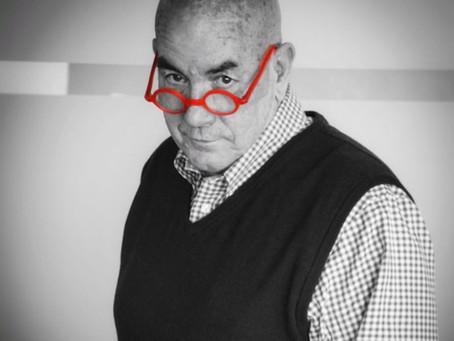 Stroom: The website and branding project for Ron Jones